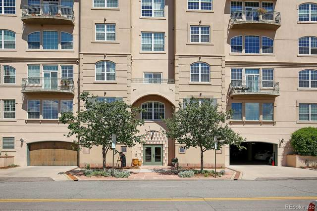 1200 Cherokee Street #308, Denver, CO 80204 (MLS #7903023) :: 8z Real Estate