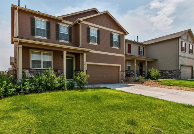 1812 Jade Avenue, Lochbuie, CO 80603 (#7903087) :: The Pete Cook Home Group