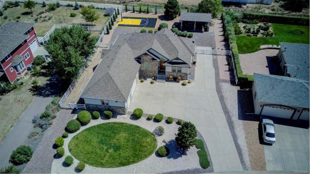 156 S Trail Blazer Road, Fort Lupton, CO 80621 (MLS #7903428) :: 8z Real Estate