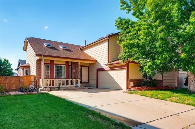 4325 Ceylon Court, Denver, CO 80249 (#7903511) :: The HomeSmiths Team - Keller Williams