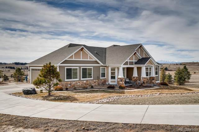 33090 Vistaview Circle, Elizabeth, CO 80107 (#7903541) :: The Brokerage Group