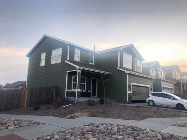 7397 Willow Pines Place, Fountain, CO 80817 (MLS #7903610) :: 8z Real Estate
