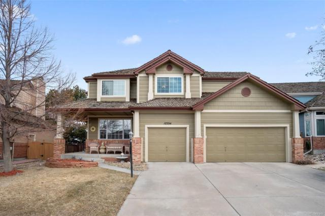 10394 Longleaf Drive, Parker, CO 80134 (#7904260) :: The DeGrood Team
