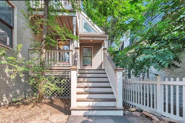 2135 Spruce Street #6, Boulder, CO 80302 (#7904317) :: Relevate | Denver
