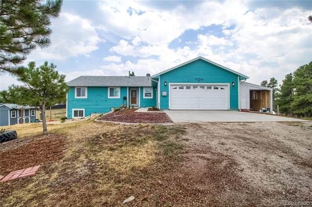 27956 Forest Ridge Drive, Kiowa, CO 80117 (#7904560) :: Symbio Denver