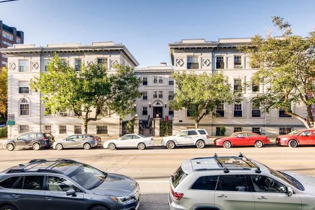 215 E 11th Avenue A7, Denver, CO 80203 (MLS #7905261) :: 8z Real Estate