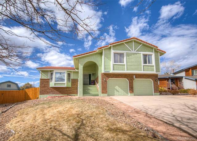 3555 Windjammer Drive, Colorado Springs, CO 80920 (MLS #7905878) :: 8z Real Estate
