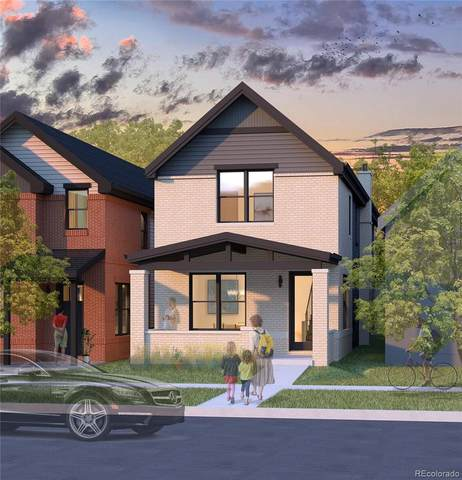 3414 W 31st Avenue, Denver, CO 80211 (#7906059) :: The Griffith Home Team