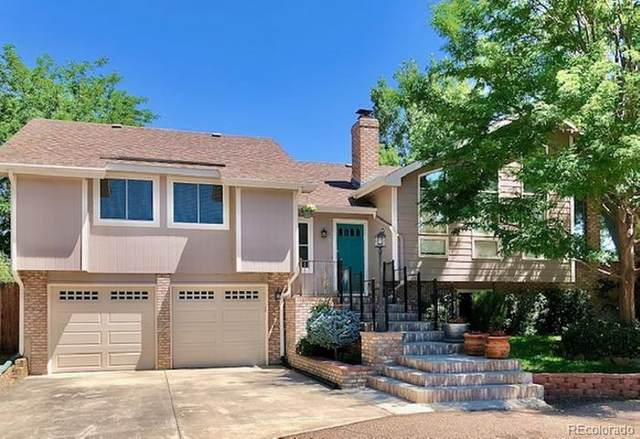 9807 W 70th Place, Arvada, CO 80004 (#7906156) :: The HomeSmiths Team - Keller Williams