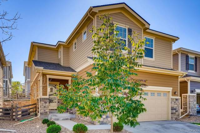 4721 S Picadilly Court, Aurora, CO 80015 (#7906592) :: My Home Team