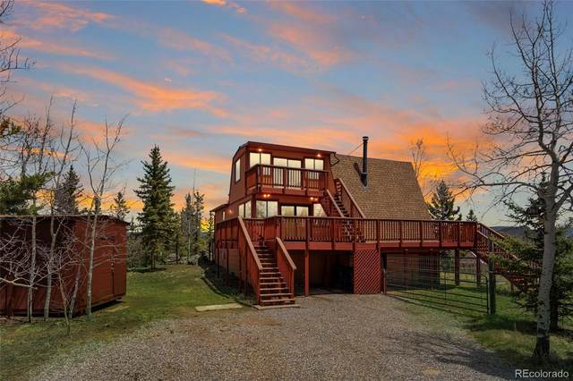 52 Overland Circle, Jefferson, CO 80456 (#7906663) :: The Colorado Foothills Team | Berkshire Hathaway Elevated Living Real Estate