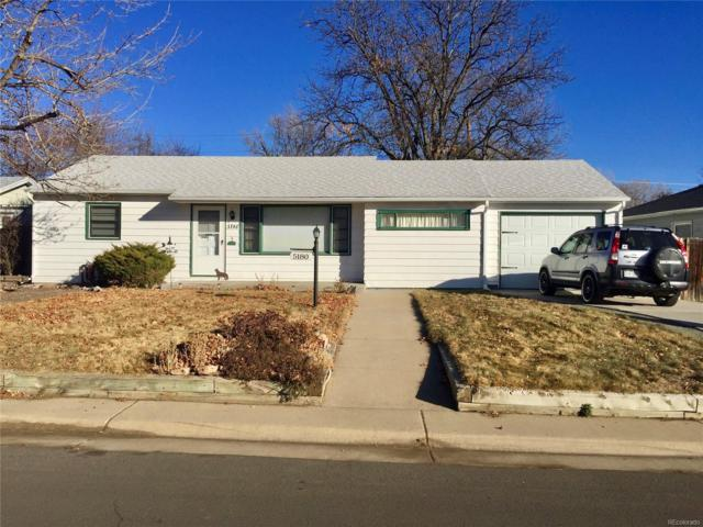 5180 S Logan Street, Littleton, CO 80121 (#7906693) :: The Galo Garrido Group