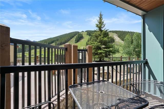 154 Wheeler Place #102, Copper Mountain, CO 80443 (#7907067) :: The Gilbert Group