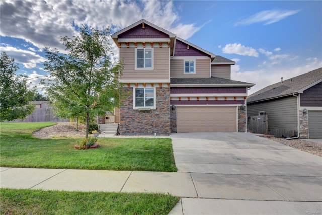 6678 13th Street, Frederick, CO 80530 (#7907152) :: The HomeSmiths Team - Keller Williams