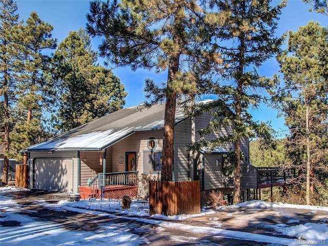 29963 Fir Drive, Evergreen, CO 80439 (#7907293) :: Berkshire Hathaway Elevated Living Real Estate