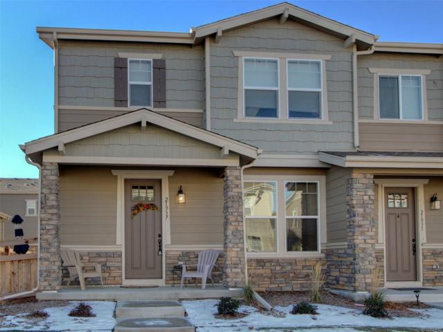 21937 E Radcliff Circle, Aurora, CO 80015 (#7907357) :: Sellstate Realty Pros