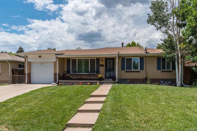 1175 S Gray Street, Lakewood, CO 80232 (#7907576) :: Relevate | Denver