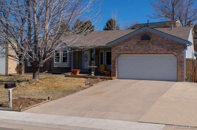 8020 S Marion Circle, Centennial, CO 80122 (MLS #7908213) :: 8z Real Estate