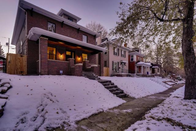 961 Fillmore Street, Denver, CO 80206 (#7908477) :: Wisdom Real Estate