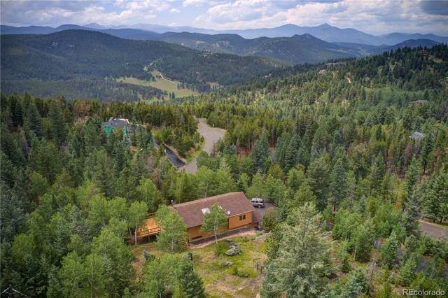 28854 Needles Trail, Evergreen, CO 80439 (MLS #7908699) :: 8z Real Estate
