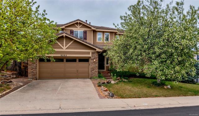 9205 Aspen Creek Point, Highlands Ranch, CO 80129 (#7908863) :: The DeGrood Team