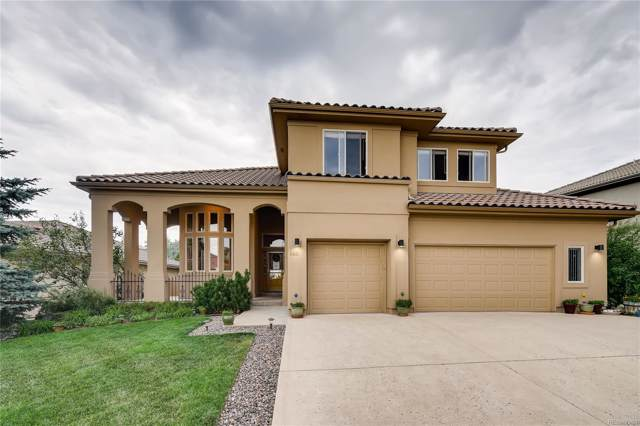 6421 Spotted Fawn Run, Littleton, CO 80125 (#7909205) :: The Dixon Group