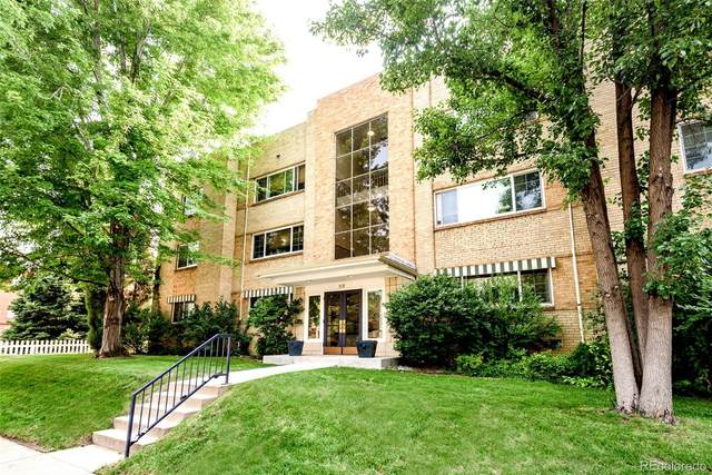 85 N Ogden Street #34, Denver, CO 80218 (#7909228) :: Finch & Gable Real Estate Co.