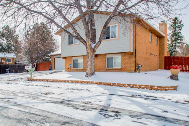 18034 E Idaho Place, Aurora, CO 80017 (#7909562) :: The Heyl Group at Keller Williams