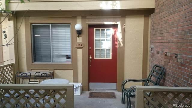 3009 Madison Avenue 102I, Boulder, CO 80303 (#7909859) :: Briggs American Properties