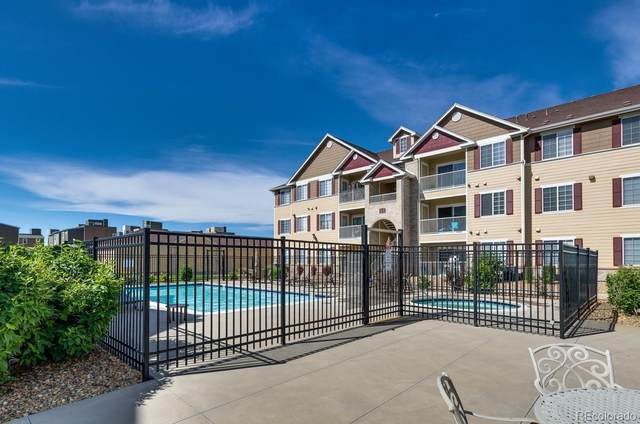 15700 E Jamison Drive #108, Englewood, CO 80112 (#7910223) :: James Crocker Team