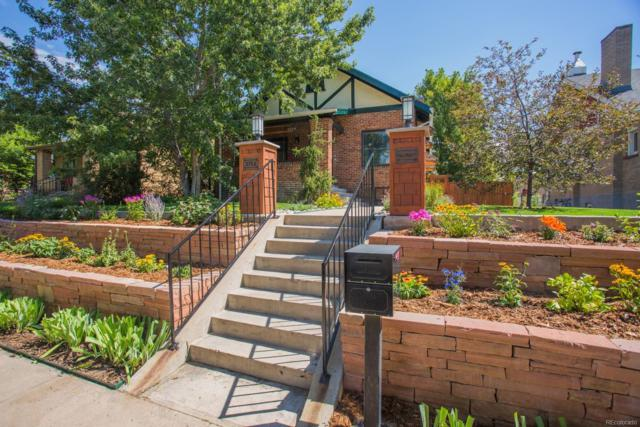 2726 N Fillmore Street, Denver, CO 80205 (#7910246) :: 5281 Exclusive Homes Realty