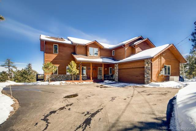 5890 Northwood Drive, Evergreen, CO 80439 (MLS #7910669) :: 8z Real Estate