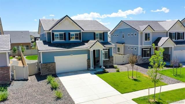 434 Highlands Circle, Erie, CO 80516 (MLS #7910688) :: 8z Real Estate
