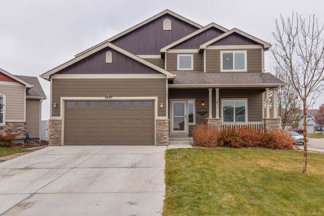 2693 Antila Court, Loveland, CO 80537 (MLS #7910751) :: 8z Real Estate