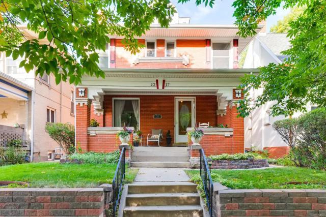 2217 N High Street, Denver, CO 80205 (#7911209) :: Sellstate Realty Pros