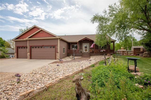 8108 Arkins Court, Loveland, CO 80538 (MLS #7911395) :: 8z Real Estate