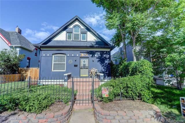 4253 Mariposa Street, Denver, CO 80211 (#7911873) :: milehimodern