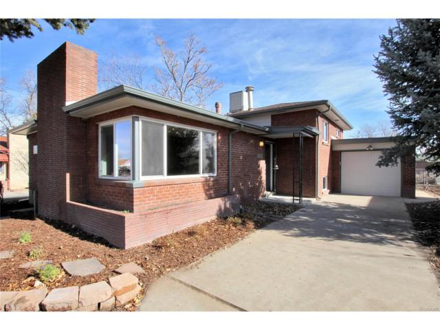 3340 Ash Street, Denver, CO 80207 (#7912134) :: Thrive Real Estate Group