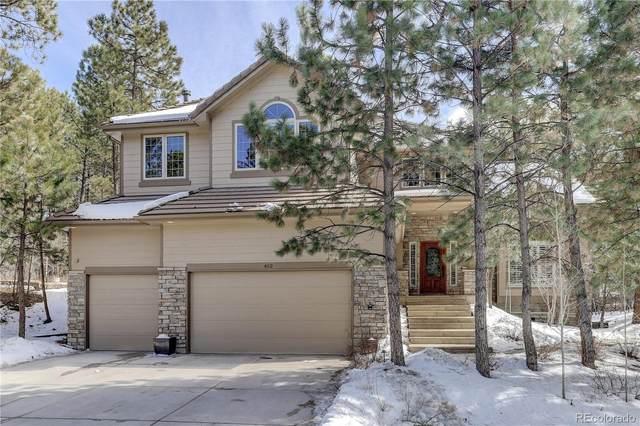 452 Argosy Way, Castle Rock, CO 80108 (MLS #7912238) :: 8z Real Estate