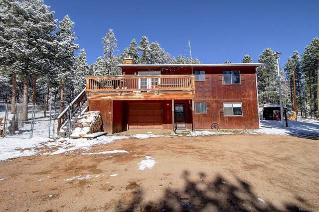 26788 Richmond Hill Road, Conifer, CO 80433 (MLS #7912415) :: 8z Real Estate