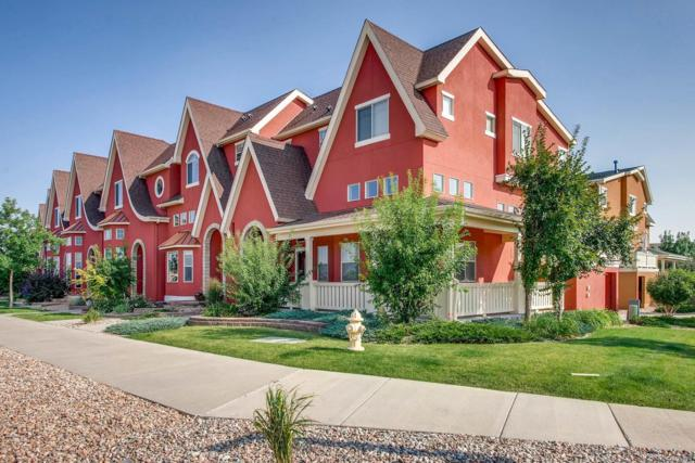 18172 French Creek Avenue, Parker, CO 80134 (#7913551) :: The Pete Cook Home Group