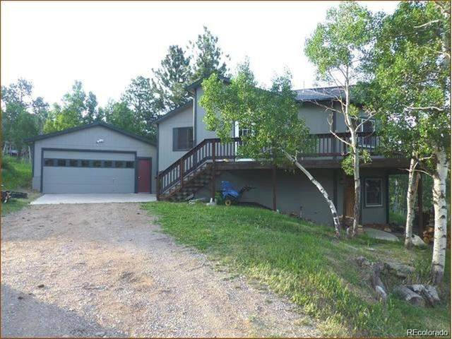 169 S Pine Drive, Bailey, CO 80421 (#7913596) :: Re/Max Structure