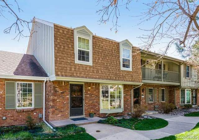 2533 E Geddes Avenue, Centennial, CO 80122 (MLS #7913915) :: 8z Real Estate