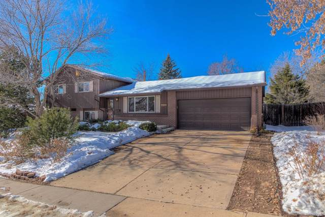 2821 S Harlan Way, Denver, CO 80227 (#7914047) :: James Crocker Team