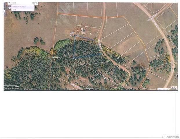 471 Horseshoe Trail, Florissant, CO 80816 (#7914143) :: The FI Team
