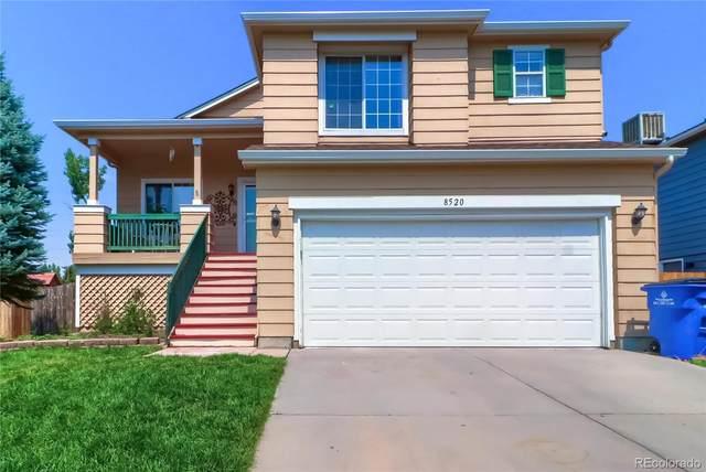 8520 Golden Eye Drive, Parker, CO 80134 (#7914782) :: Kimberly Austin Properties