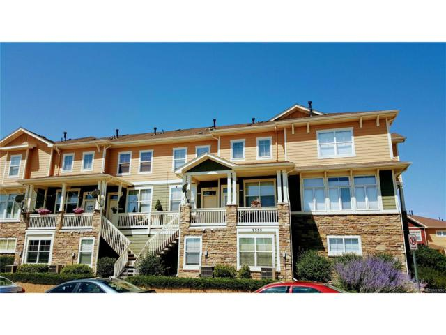 9355 Amison Circle #103, Parker, CO 80134 (MLS #7915960) :: 8z Real Estate