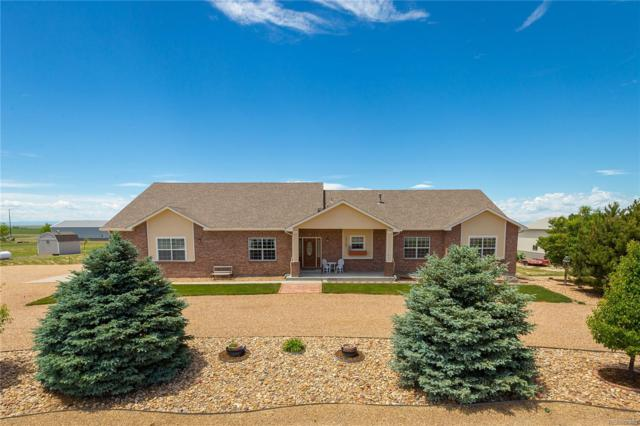 14745 Avery Way, Keenesburg, CO 80643 (#7916065) :: The Tamborra Team