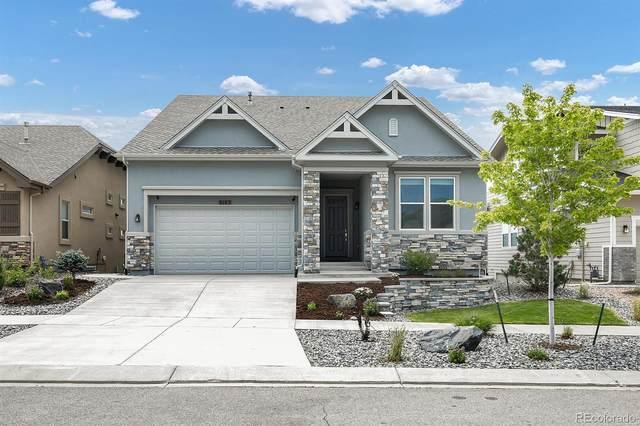 6163 Wolf Village Drive, Colorado Springs, CO 80924 (MLS #7916124) :: Stephanie Kolesar