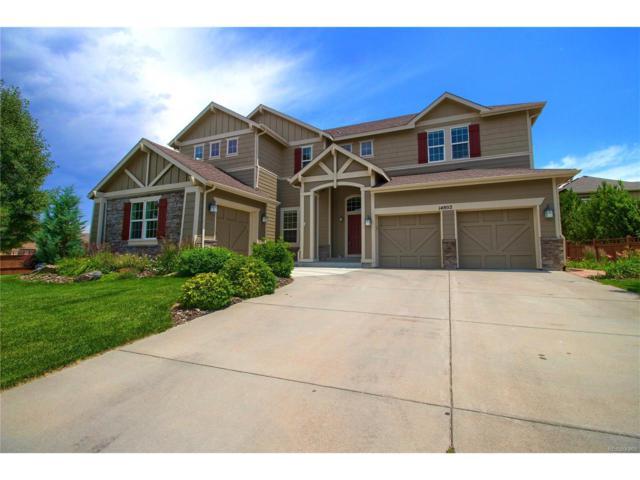14802 Snowcrest Drive, Broomfield, CO 80023 (MLS #7916325) :: 8z Real Estate